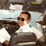Bennett Shelfer, pilot for National Airlines