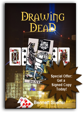 Drawing Dead by Bennett Shelfer